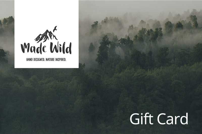 Made Wild Gift Card